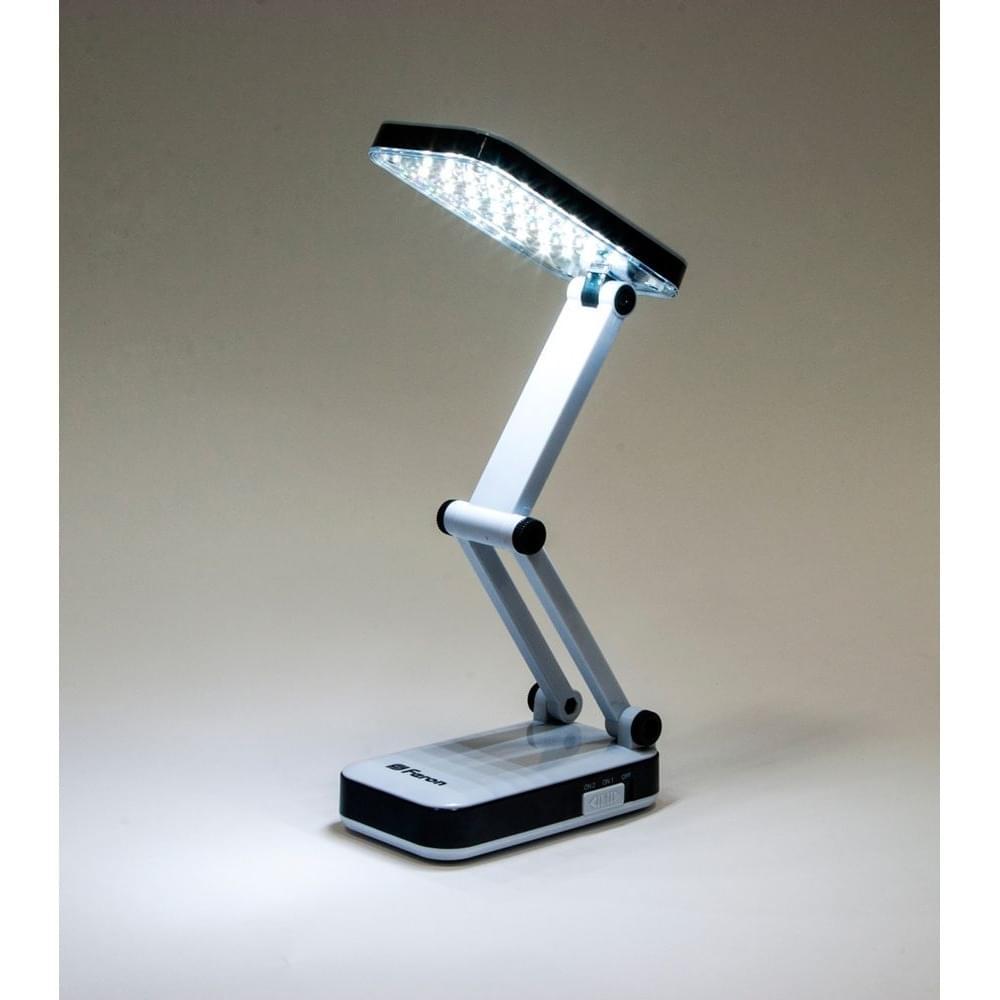 Настольная лампа на светодиодной